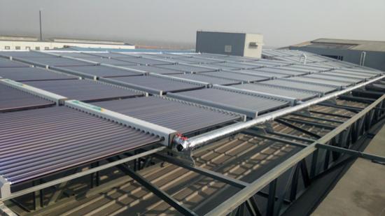 河北益民股份太阳能跨季节储热供热项目