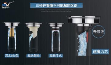 异味?溢水?堵塞?解决洗手间的千年难题,也许只需要……