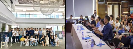 团市委组织开展2019年普宁大学生——创新、突破、成长主题沙龙