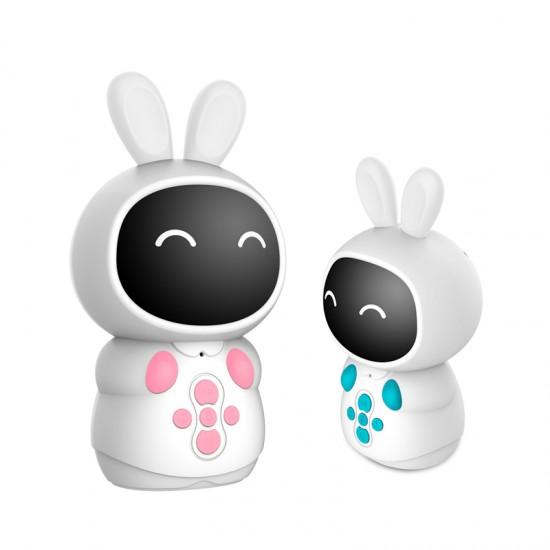 王者兔小萌智能早教故事机教育智能机器人早教机