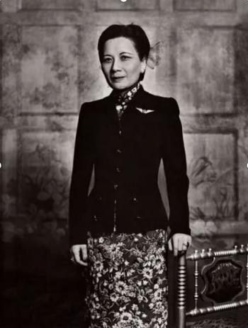她凭什么104岁还风姿绰约 ,带您走近这位民国传奇人物!