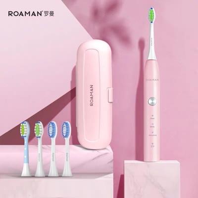 罗曼声波震动牙刷,不再为牙齿敏感而烦恼