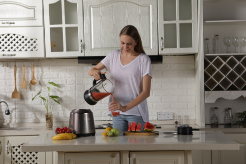欧诺华破壁机:以厨房一方天地,享受品质生活