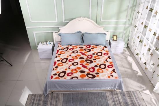 望星电热毯:自主研发柔性加热和双控恒温系统,受到广大市民喜爱
