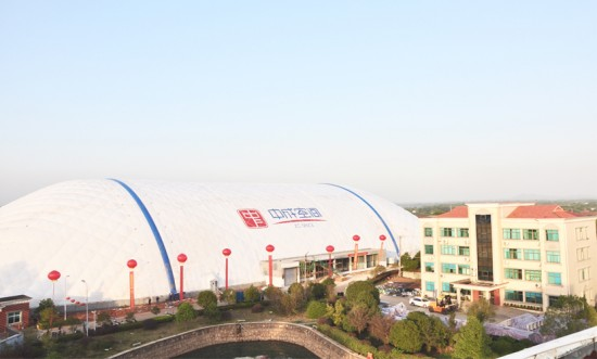 中成空间5大电力系统煤场独家合作企业!