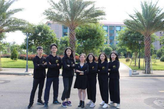 广东海洋大学寸金学院学子在全国高校商业精英挑战赛上获奖