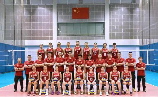 金锣助力中国女排征战2020年东京奥运会
