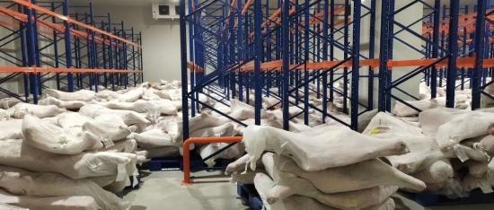 兰州新区商投集团直采百吨澳洲牛肉投放市场