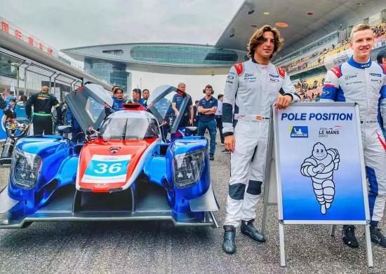 米其林轮胎助力上赛两大赛事车手创佳绩
