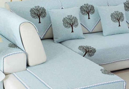 沙发垫怎么选?诗莱登告诉你选沙发垫看着几个点