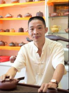 访谈紫砂艺人李贵本的艺术人生