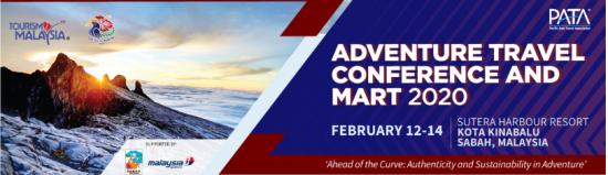 2020年亚太旅游协会探险旅行大会暨交易会将在马来西亚沙巴举行