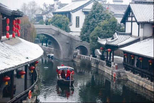 山东古城旅游推荐这座城,送你韶华尽收的冬日
