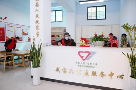 獨家采訪杭州市江干區戚寶興公益服務半日記
