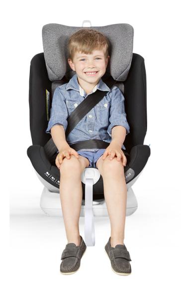 春节期间,你家的孩子坐上儿童安全座椅了吗