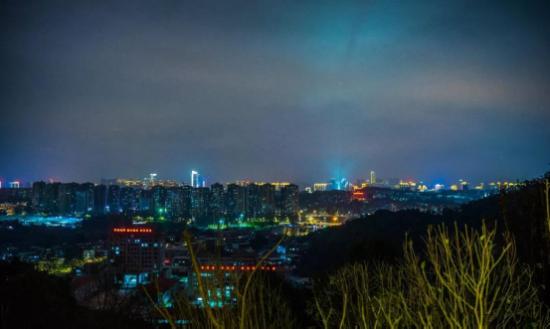 福州必去的景点:一览福州夜景!