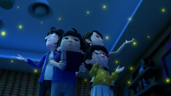 親子陪伴動畫《派樂萌奇2》今日轉免熱度有望再度被點燃