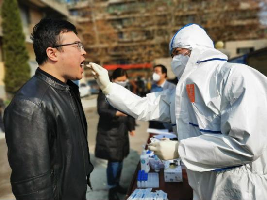 科学防控 确保安全复工——陕建一建集团第五公司全面复工