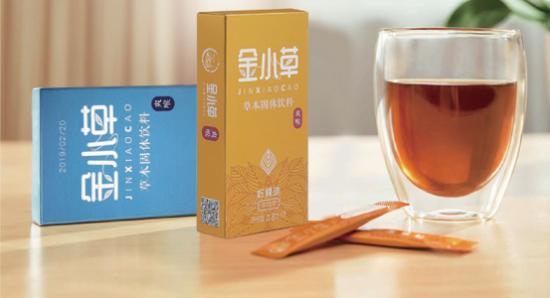 上海健顺生物科技有限公司:汉方传承,精心打造金小草