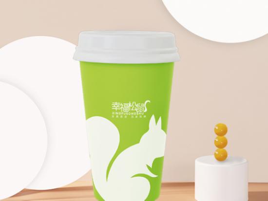 茶饮+零售,幸福松鼠的零食茶饮店成先锋