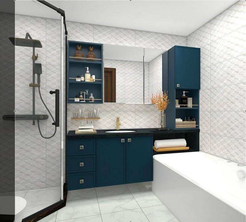 明星收纳师浴室大曝光,箭牌卫浴带你揭秘装修方案
