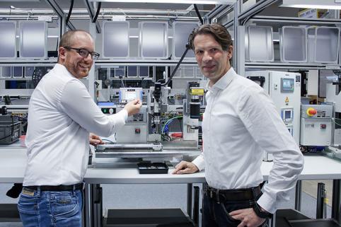 奇石乐测量技术助力罗森伯格实现高效生产、成就一流质量