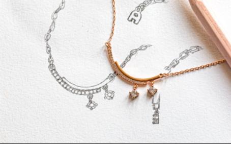 """""""通過獨特設計心思,展現極致女人風采""""是Alicia Bonnie珠寶品牌的設計初衷"""