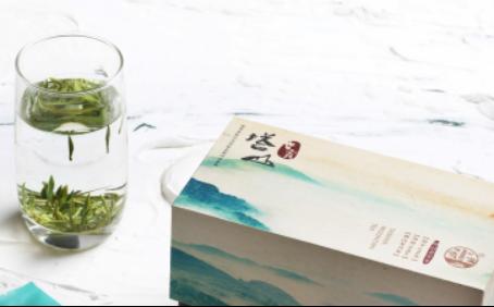 """""""品味自然,传承经典""""是塔山茶一直以来的品牌理念"""