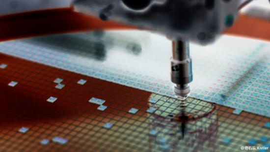 奇石乐集成式测量技术,助力半导体行业优化产品生产