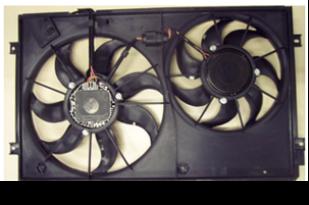 伺服压机特点及应用-发动机装配之电子风扇