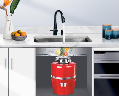 米乐厨垃圾处理器性能稳定 轻松搞定厨余垃圾