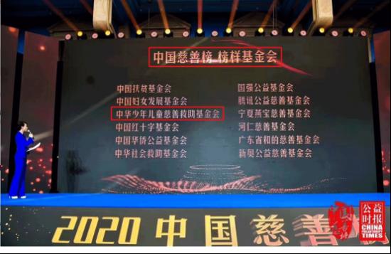 中華兒慈會攜手企業科技開啟「萬企仟圓」公益活動
