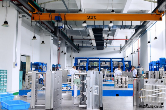 奇石樂模腔注塑監測系統幫助天澤精密模具獲得全球客戶信賴