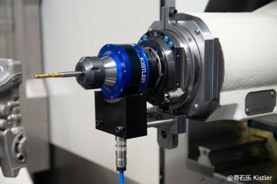奇石乐Kistler切削力测量推动螺纹冲压技术发展