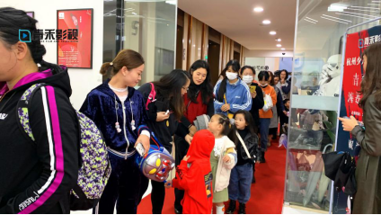 2020杭州国际时装周火热来袭  青禾影视让你学有所成