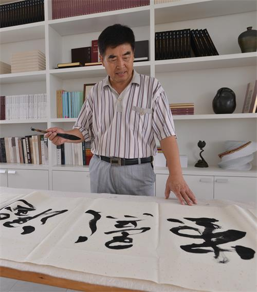 齐树亭——中国艺术人物专题报道
