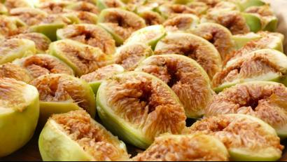 土耳其特产探秘:如糖似蜜的无花果