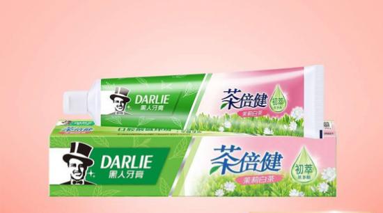 """牙膏热搜""""八强""""排行—奕德堂牙膏"""