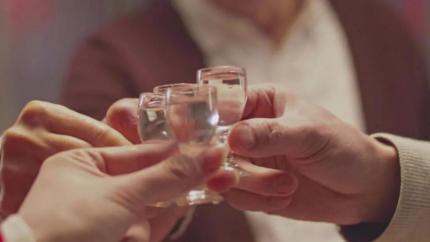 重阳节,我用安徽四大名酒之一的金种子酒孝敬长辈