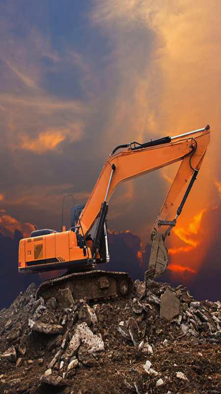 中国挖掘机前景预测
