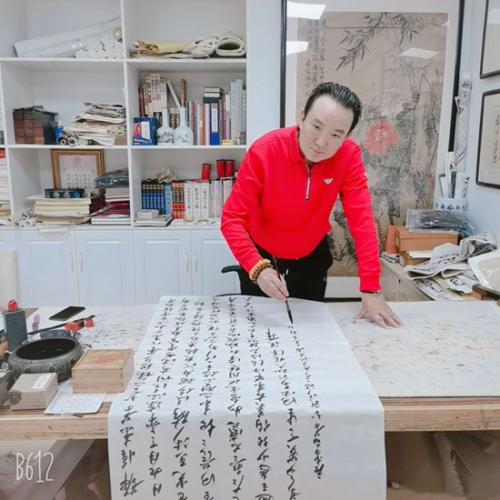 2020年国际艺术名家重点推荐——袁季新