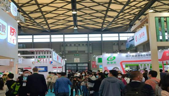 农博会2021第十一届上海国际现代农业品牌产品展览会
