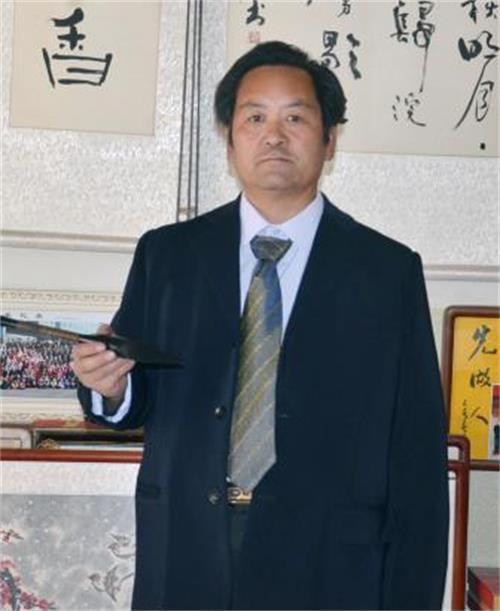 国礼档案副主席 周贵荣