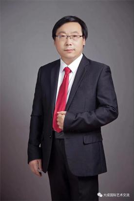 祝贺道金平老师被中国书画院入选会员
