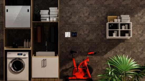 一機搞定大面積別墅通風,博樂新風提供專業解決方案