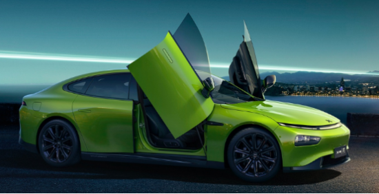 小鹏P7占据市场主动,小鹏汽车续航能力为小鹏P7的销售锦上添花