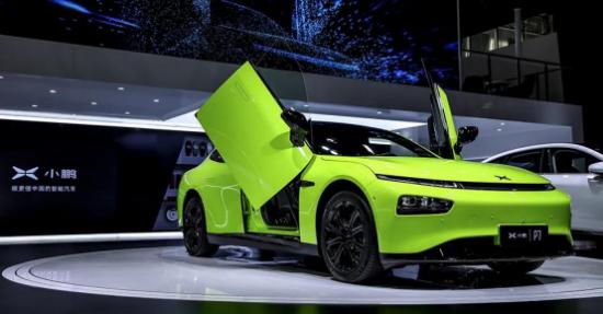 小鹏P7价格亲近中低市场 小鹏汽车轿跑家族再添新成员