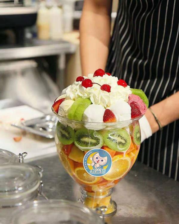 机器猫冰淇淋,找回童年的味道