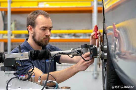 Kistler助力先进车辆试验台实现全数字化测量
