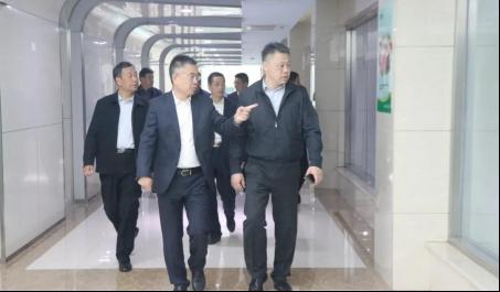 中国肉类协会莅临金锣文瑞考察 点赞肉制品安全工作